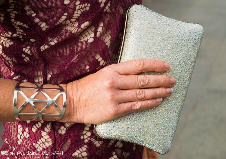 Fash Packing by Sydney Fashion Hunter: Fresh Fashion Forum 53 - Ruby Lace Dress - Bag & Bangle