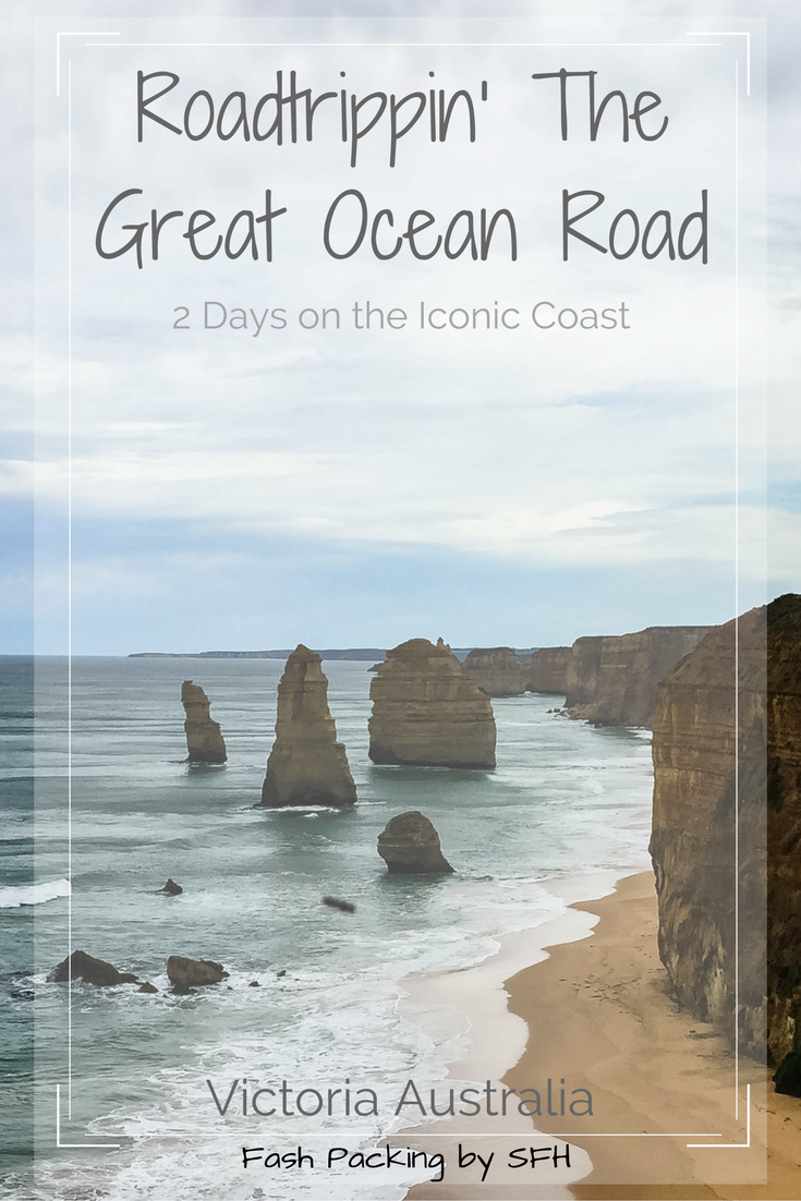 Everyone love a road trip and The Great Ocean Road in Victoria Australia is one of the best. Especially when you are cruising in a convertible. All the details on the blog http://bit.ly/OceanRoad