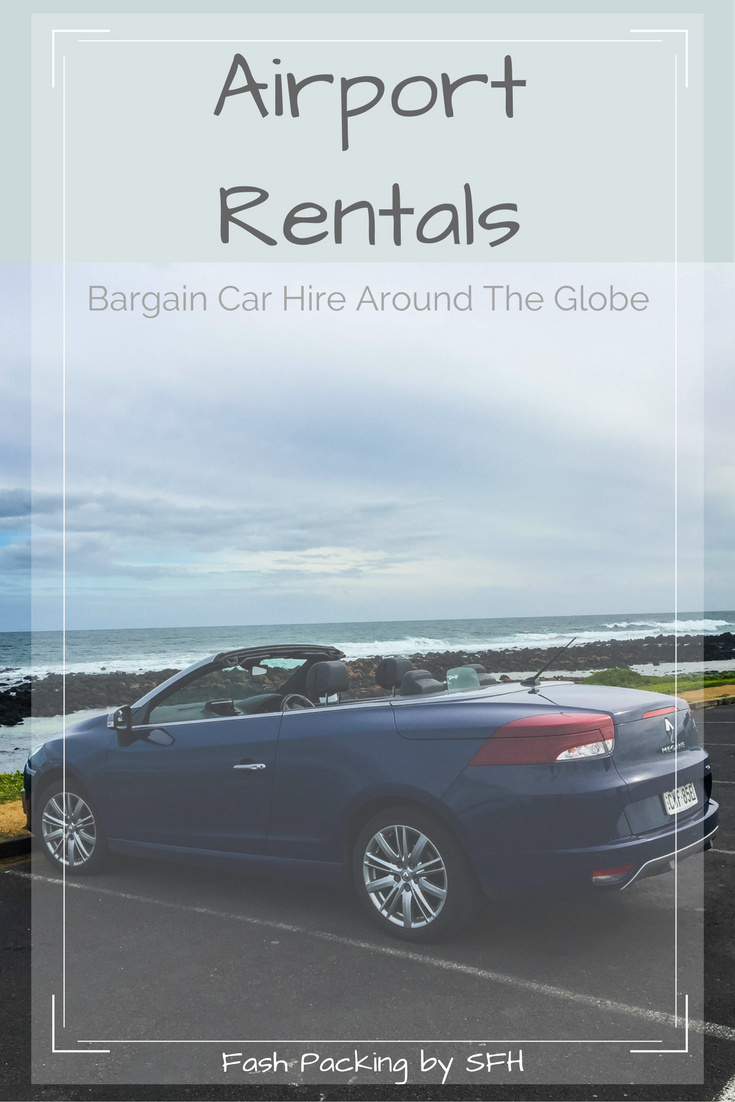 Want to save $'00's on your next car rental? Airport Rentals has delivered huge savings for me everytime I have booked. Read more here http://bit.ly/airport-rentals