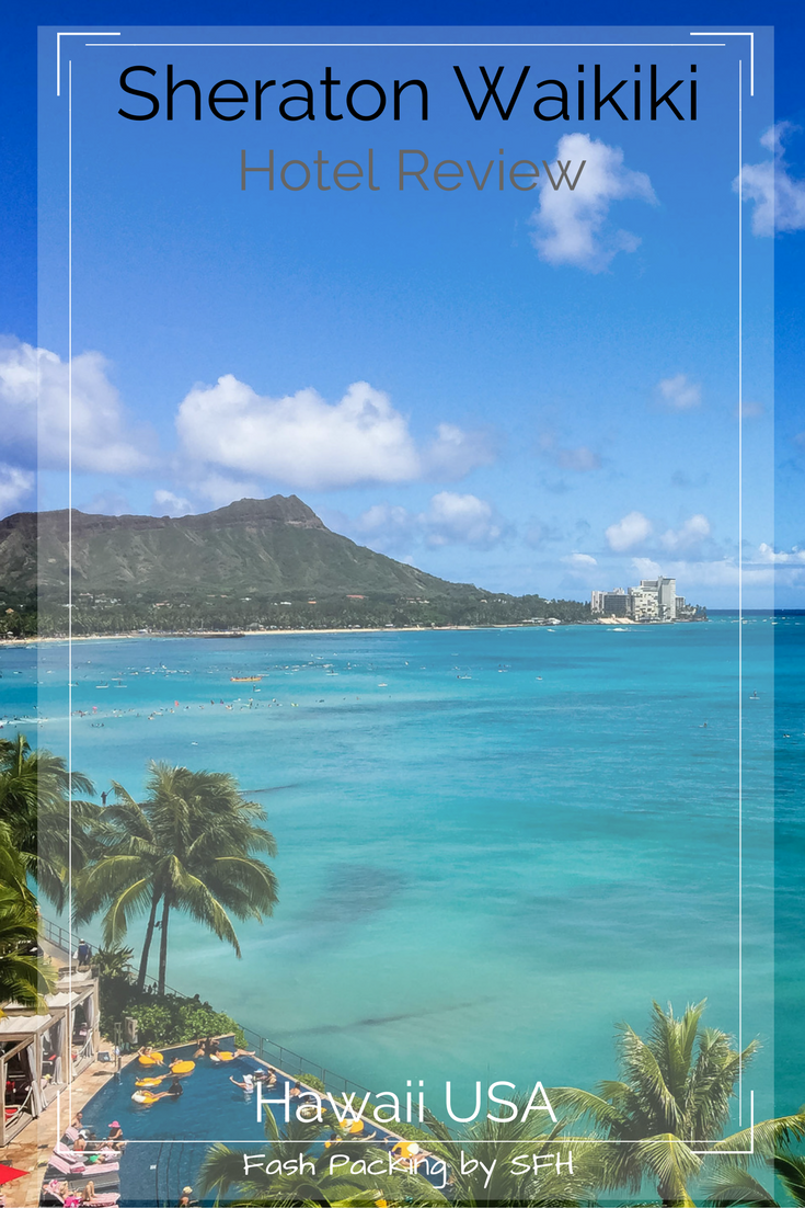Dreaming of Hawaii? The Sheraton Waikiki should be on your short list. Find out why here http://bit.ly/sfh-sheraton