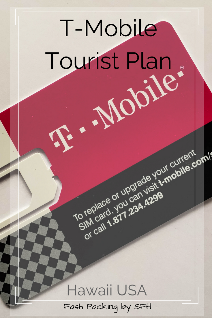 Staying in touch while travelling can be expesive but it doesn't have to be. I used the T-Mobile Tourist Plan and it was the best $30 I spent in Hawaii. Find out why here http://bit.ly/mobile-tourist