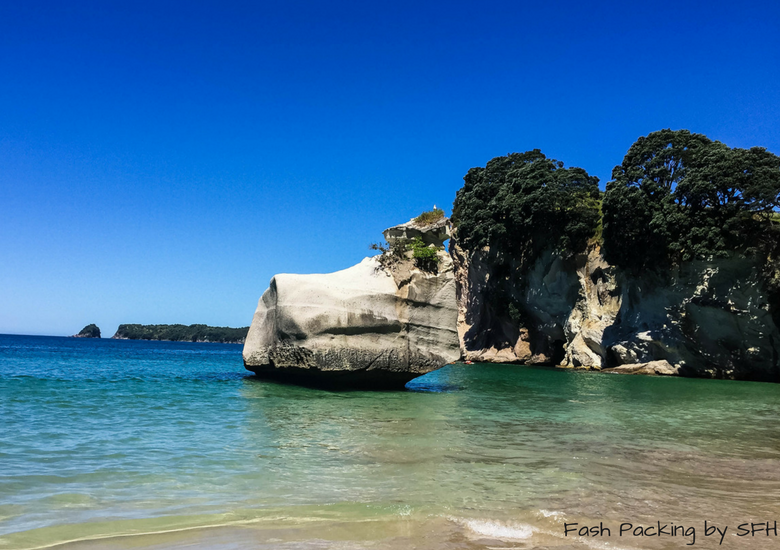 Fash Packing by SFH: Cathedral Cove Kayak Tours - Cathedral Cove Beach