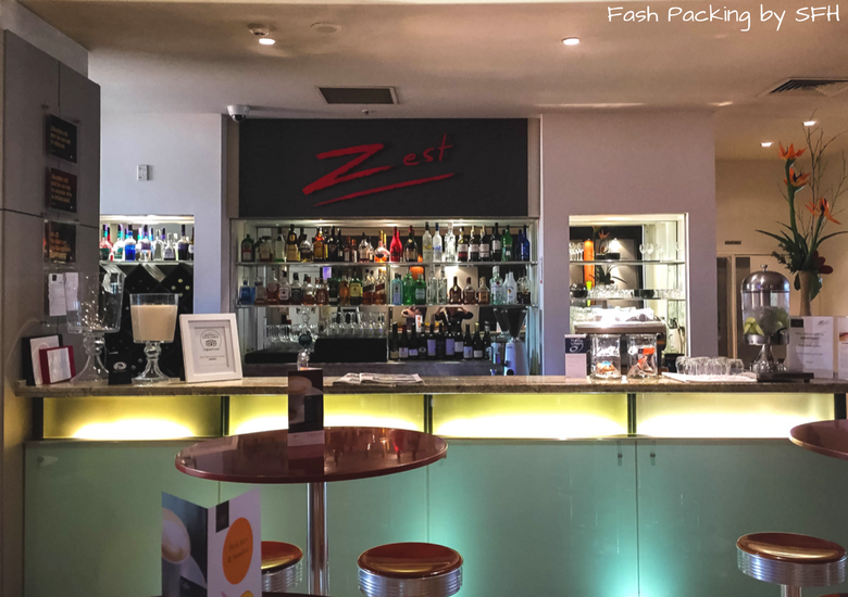 Fash Packing by SFH: CityLife Auckland Review - Zest Bar