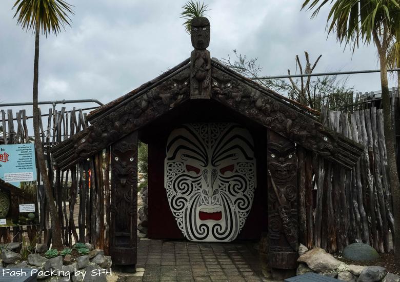 Fash Packing by SFH: Hells Gate Rotorua Entrance