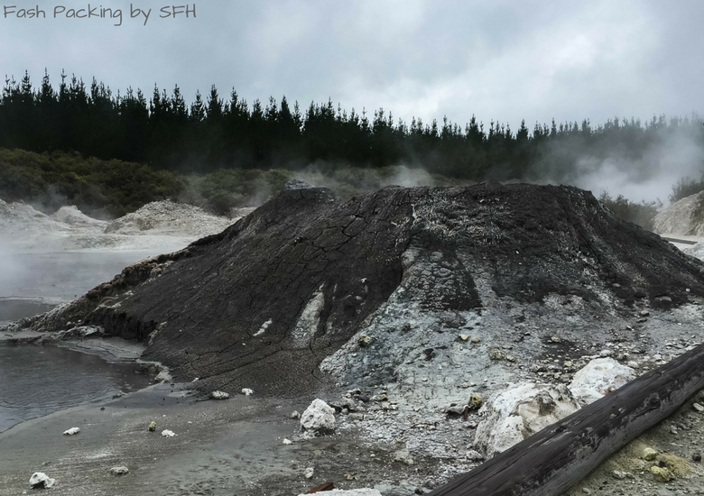 Fash Packing by SFH: Hells Gate - Mud Volcano