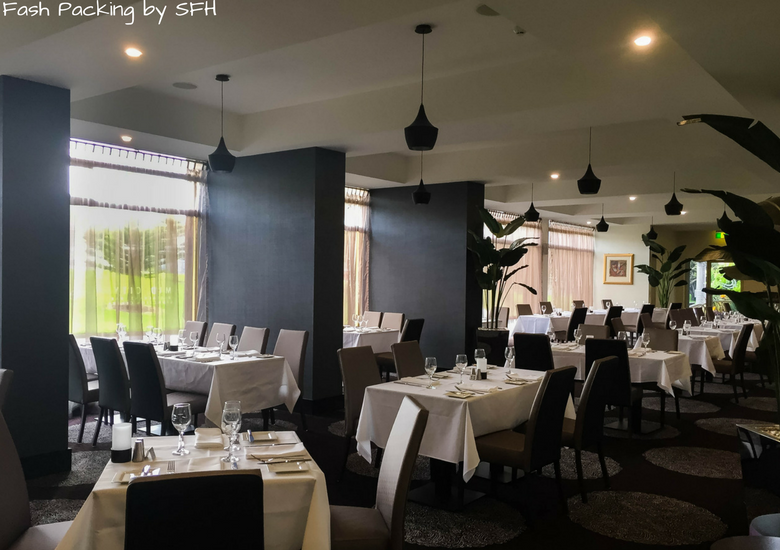 Fash Packing by SFH: Mid City Motel Warrnambool Review - Restaurant