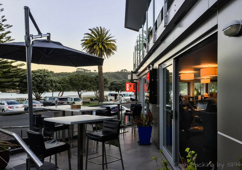 Fash Packing by SFH: No.8 Bar & Restaurant Whitianga - Alfresco