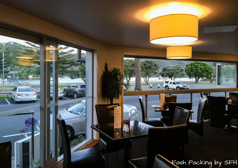 Fash Packing by SFH: No.8 Bar & Restaurant Whitianga - Interior