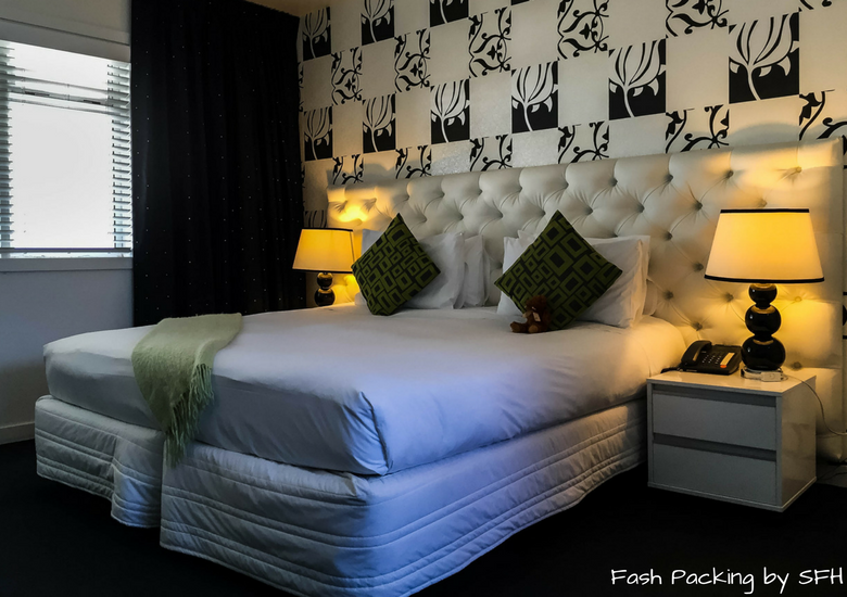Fash Packing by SFH: Regent Of Rotorua A Boutique Hotel - Bedroom