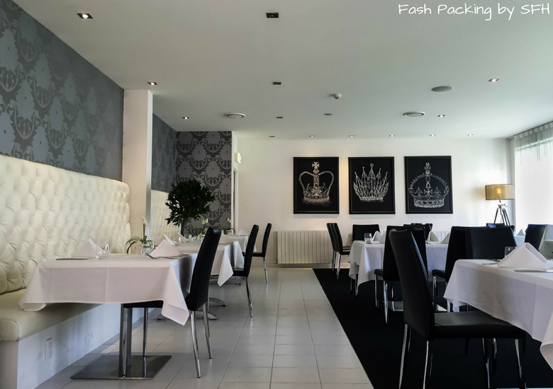 Fash Packing by SFH: Regent Of Rotorua A Boutique Hotel - Restaurant