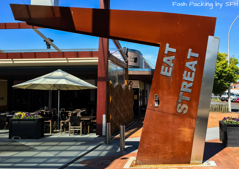 Fash Packing by SFH: Regent Of Rotorua A Boutique Hotel - Eat Street