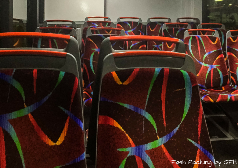 Fash Packing by SFH: Melbourne SkyBus