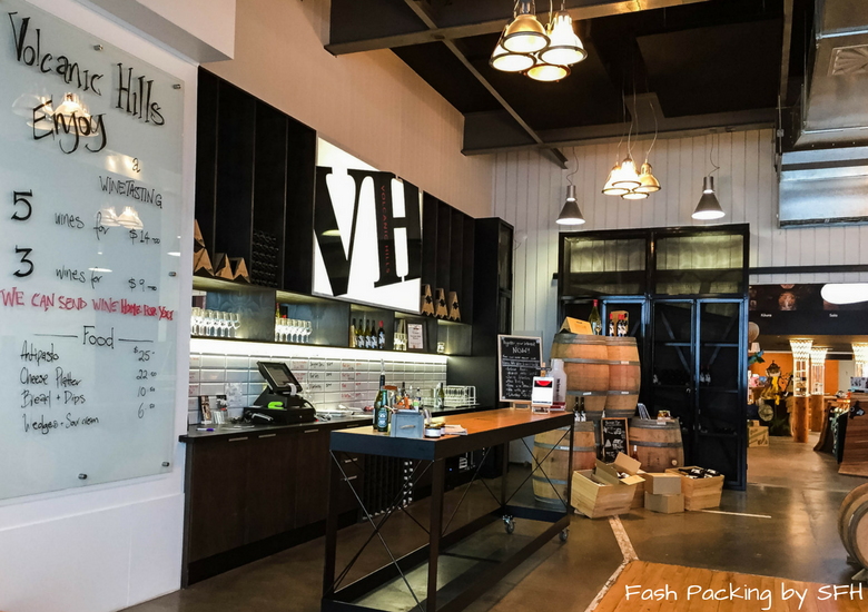 Fash Packing by SFH: Skyline Rotorua Stratosfare Restaurant - Volcanic Hills Winery Bar
