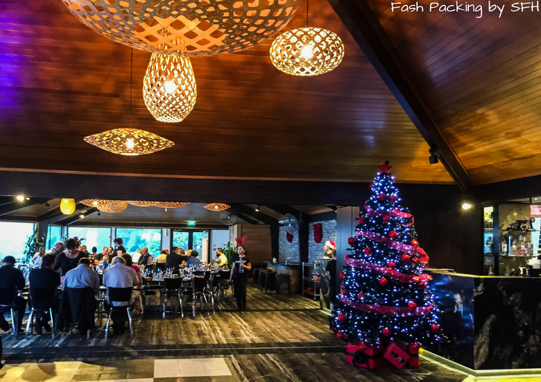 Fash Packing by SFH: Skyline Rotorua Stratosfare Restaurant