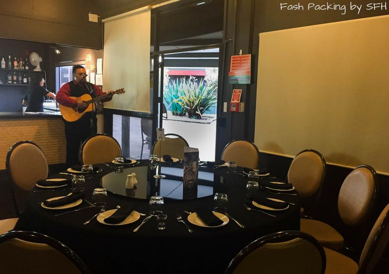 Fash Packing by SFH: Te Puia Rotorua Dessert Restaurant