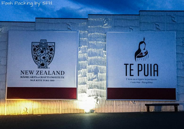 Fash Packing by SFH: Te Puia Rotorua - Exterior