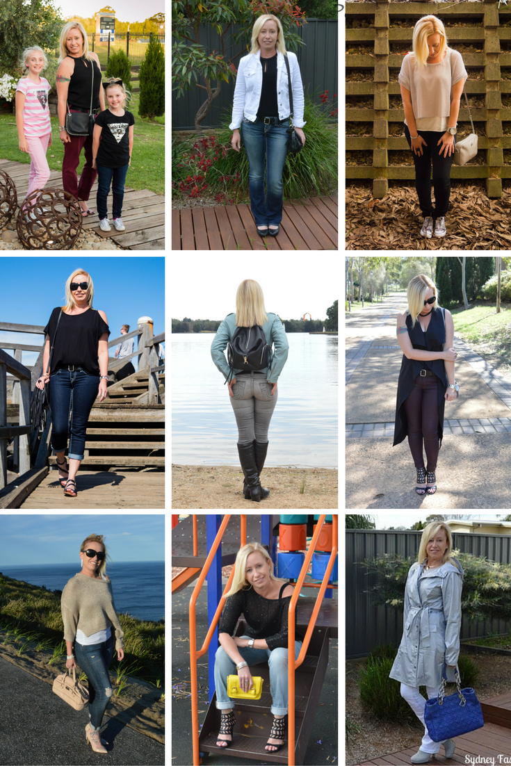 Jeans are one of the most versatile items in your wardrobe. I'll show you nine different ways to wear them right here. http://bit.ly/sfh-fff59
