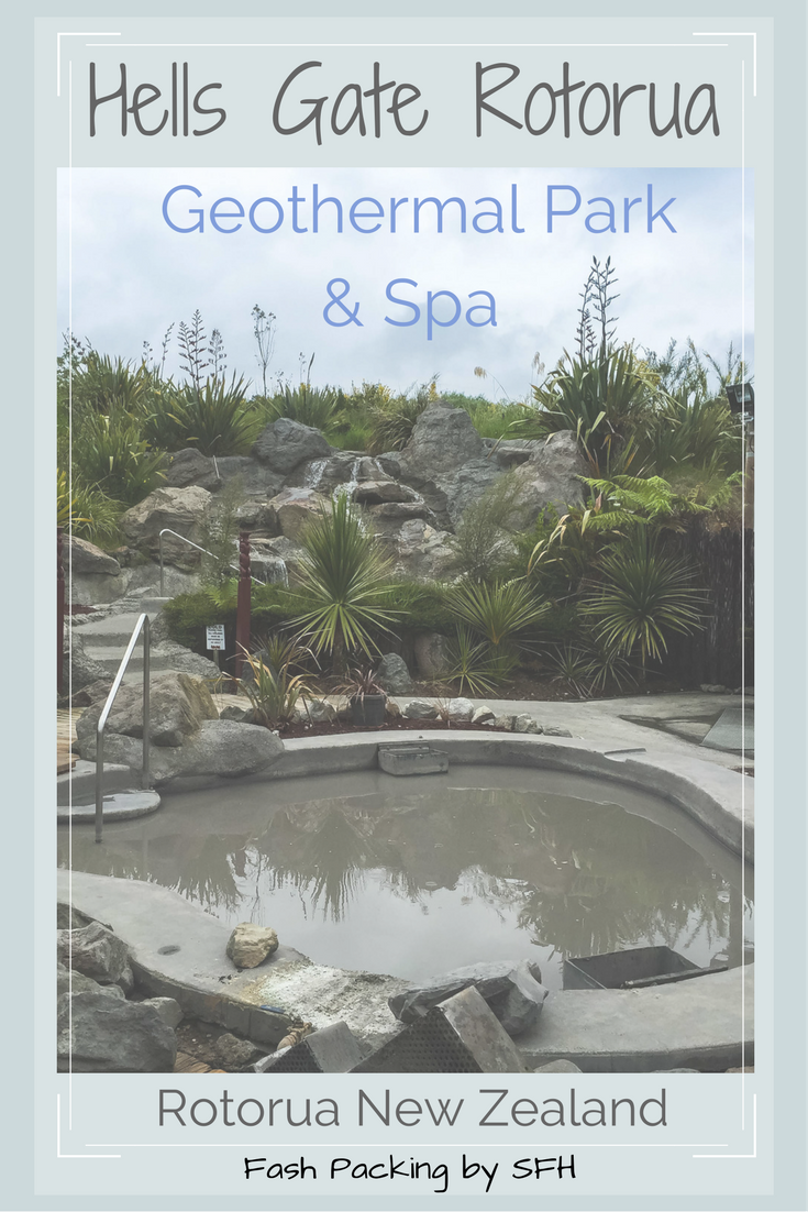Hells Gate Rotorua is the most active geothermal park in the area. If you want to see mother nature at her dramatic best, this is THE place to be!