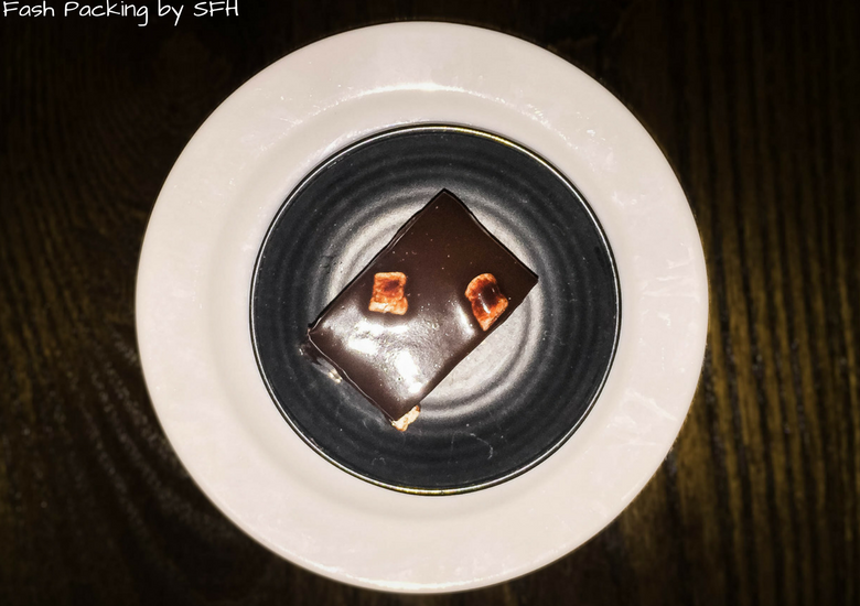 Fash Packing by SFH: Skyline Rotorua Stratosfare Restaurant - Chocolate Cake