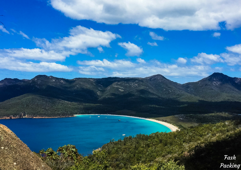 Fash Packing: Wineglass Bay Cruises Exclusive Sky Lounge Experience - Viewpoint