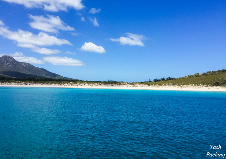 Fash Packing: Wineglass Bay Cruises Tasmania Exclusive Sky Lounge Experience - Wineglass Bay