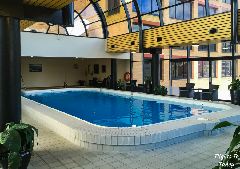Flights To Fancy: Grand Chancellor Hotel Hobart - Pool(1)