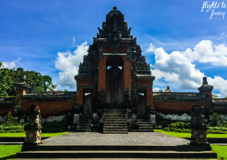 Flights To Fancy: 100+ Things To Do In Bali - Temples