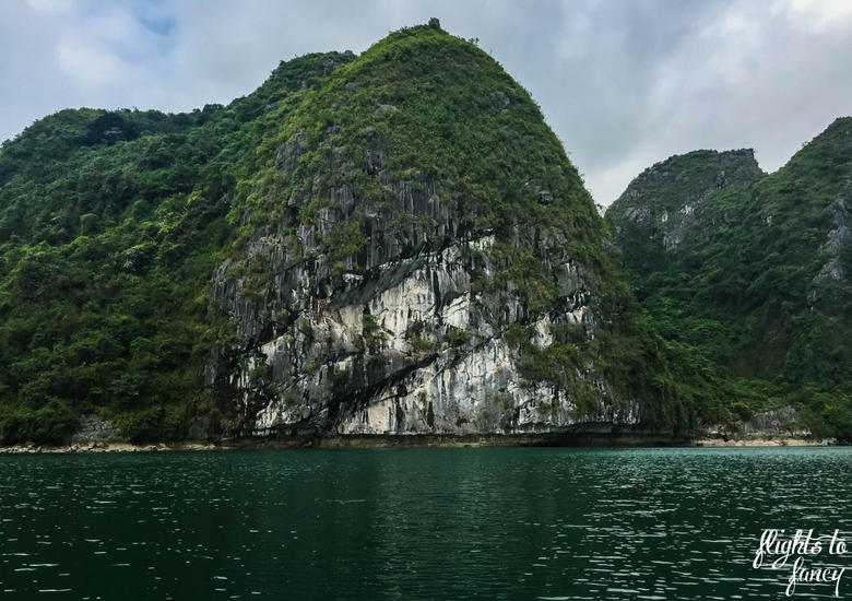 Flights To Fancy: Orchid Cruises Ha Long Bay Vietnam - Cat Ba Island(1)
