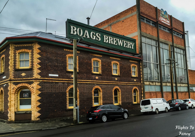 Flights To Fancy: A Rainy Day In Spectacular Cataract Gorge Launceston - Boags Brewery