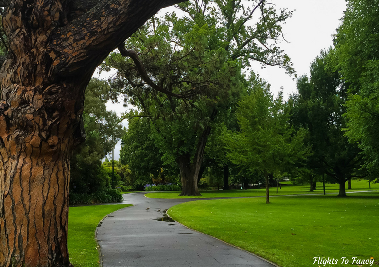 Flights To Fancy: A Rainy Day In Spectacular Cataract Gorge Launceston - Launceston City Park Paths