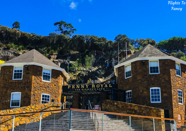 Flights To Fancy: A Rainy Day In Spectacular Cataract Gorge Launceston - Penny Royal
