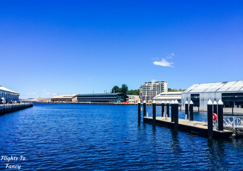 Flights To Fancy: Where To Eat in Hobart Harbour & Salamanca Place - Hobart Harbour