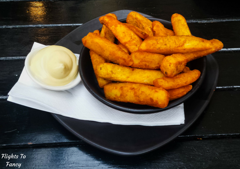 Flights To Fancy: Where To Eat in Hobart Harbour & Salamanca Place - Jack Greene Chips