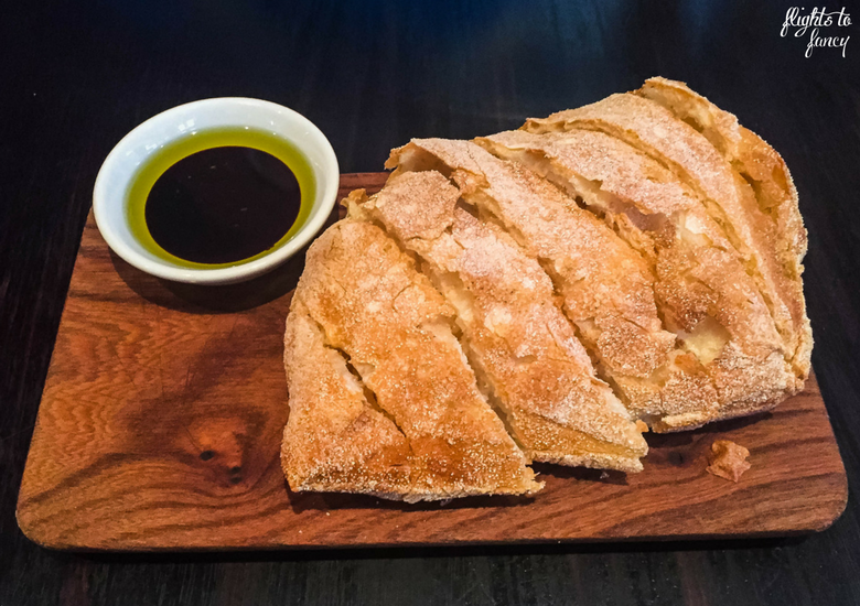 Flights To Fancy: Black Cow Bistro Launceston Australia's Best Steak? - Bread