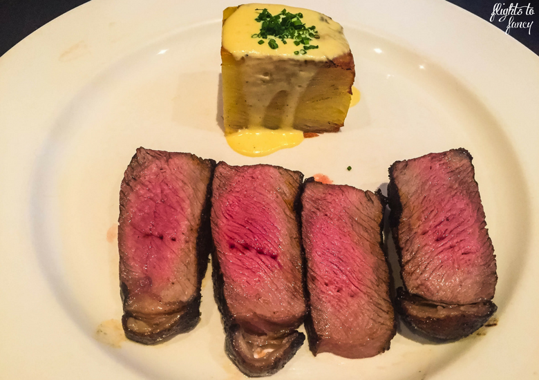 Flights To Fancy: Black Cow Bistro Launceston Australia's Best Steak? - Steak & Potato
