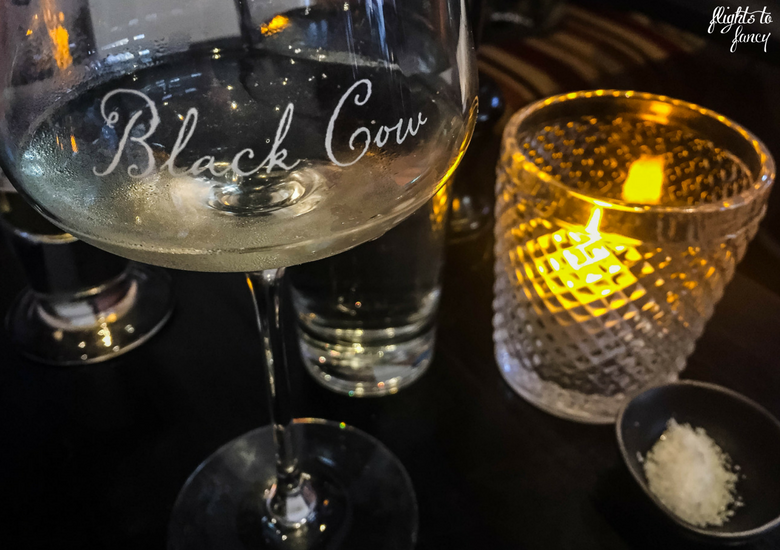 Flights To Fancy: Black Cow Bistro Launceston Australia's Best Steak? - Wine Glass
