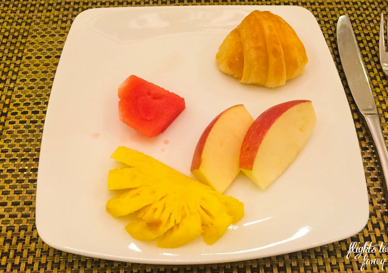 Flights To Fancy: Hanoi Glance Hotel Review - Breakfast