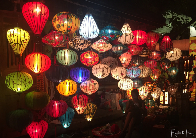 Flights To Fancy: Hoi An Ancient Town Lanterns