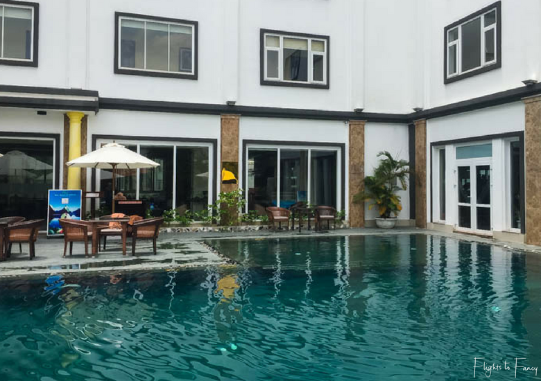 Flights To Fancy: Hoi An Hotel - Hoi An Sincerity Hotel & Spa Pool