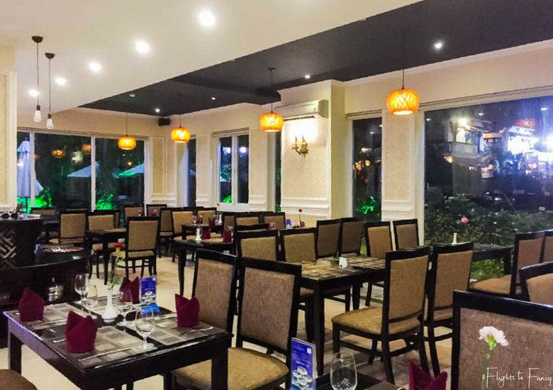 Flights To Fancy: Hoi An Sincerity Hotel Bargain Vietnamese Luxury - Sincerity Restaurant
