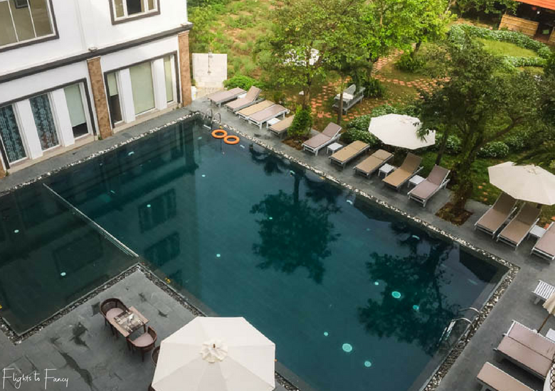 Flights To Fancy: Hoi An Sincerity Hotel Luxury Accommodation in Hoi An - Hotel Pool
