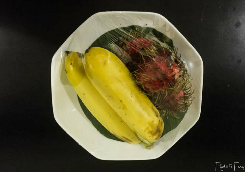 Flights To Fancy: Hoi An Sincerity Hotel Luxury Accommodation in Hoi An - Welcome Fruit Platter