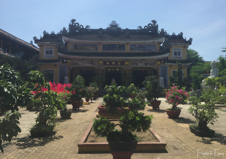 Flights To Fancy: Hoi An Temple