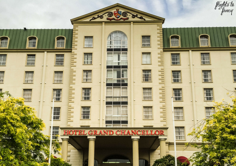 Flights To Fancy: Hotel Grand Chancellor Launceston Location & Value - Exterior