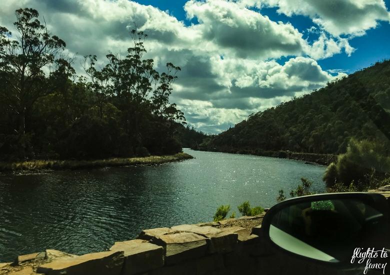 Flights To Fancy: Tasmanian Road Trip - River