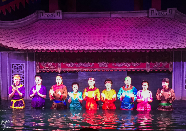 Flights To Fancy: Thang Long Water Puppet Theatre - Cast