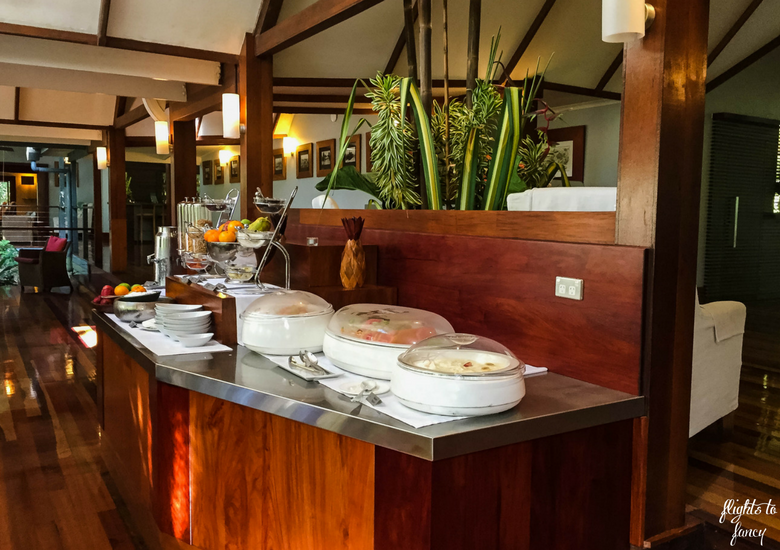 Flights To Fancy: Silky Oaks Lodge Mossman Queensland - Breakfast Buffet