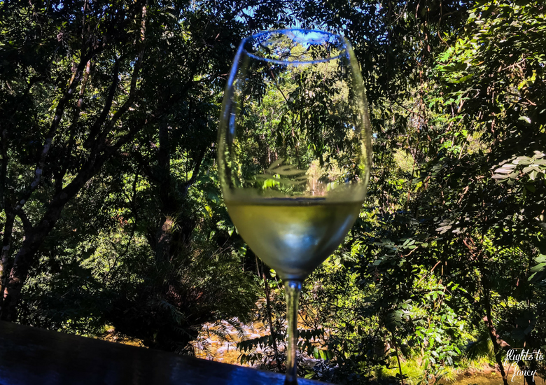 Flights To Fancy: Silky Oaks Lodge Mossman Queensland - WIne & Rainforest