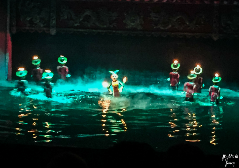 Flights To Fancy: Thang Long Water Puppet Theatre - Vietnamese Water Puppets