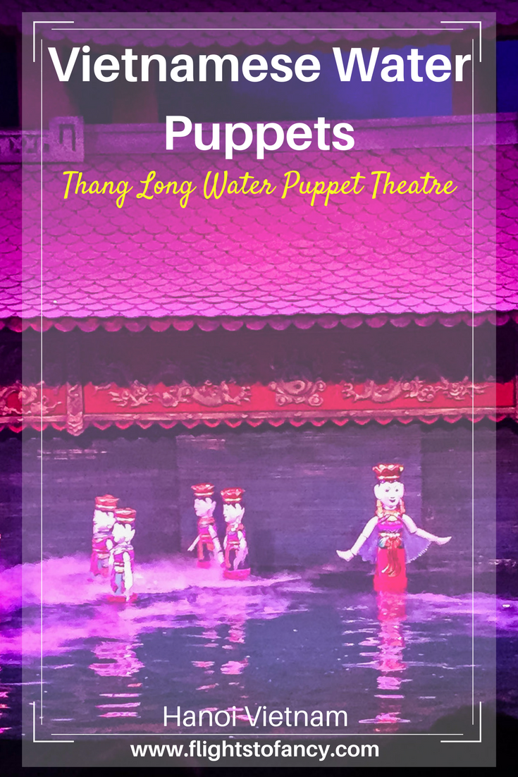 The Thang Long Water Puppet theatre in Hanoi is THE place to see traditional Vietnamese water puppets dance across the impressive aquatic stage. This is without a doubt one of the best things to do in Hanoi. You simply don't want to miss this on your next visit to Vietnam.